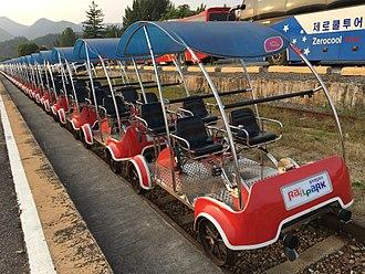Wonju - Wonju Rail park