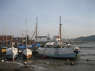 Woodbridge, Suffolk town in Suffolk, England