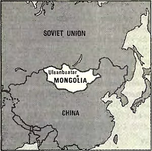 World Factbook (1982) Mongolia.jpg