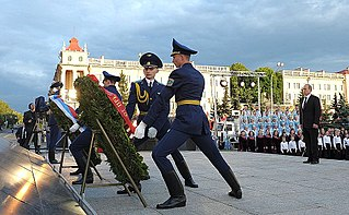 Ceremonial unit in Belarus