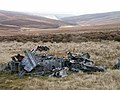 Wreckage of Canadair Sabres XD707 and XD730 - geograph.org.uk - 350774.jpg