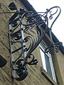 Wrought iron shop sign, Leven Street - geograph.org.uk - 1532564.jpg