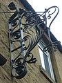Wrought iron shop sign, Leven Street - geograph.org.uk - 1532564.jpg