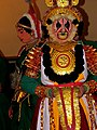 Yakshagana Performance at NINASAM (India Theatre Forum Stuyd Tour May 2013) (8765859720).jpg