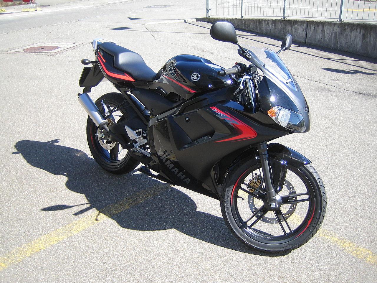Yamaha Moped Cc