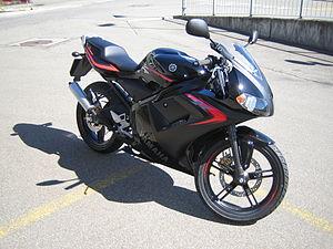 Sport moped - Yamaha TZR 50