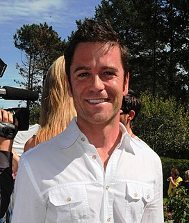Yannick Bisson Canadian film and television actor