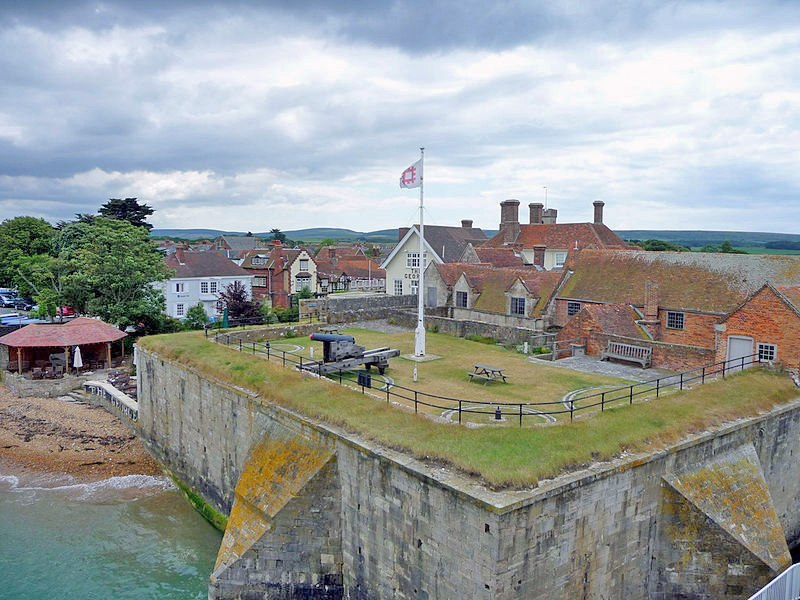 Yarmouth Castle, Isle of Wight - geograph.org.uk - 1720431