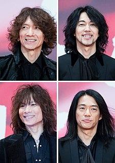 The Yellow Monkey Japanese rock band (1988-)