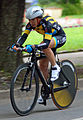 Yevgeniya Vysotska - Women's Tour of Thuringia 2012 (aka).jpg