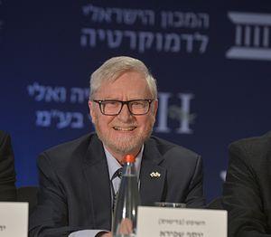 Yosef Shapira (judge) - Yosef Shapira