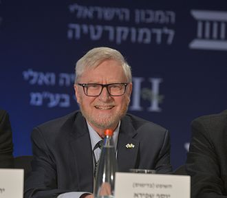 State Comptroller of Israel - Image: Yosef Shapira