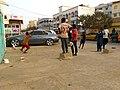 Young boys play football.jpg