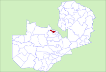 Čingolos apskritis