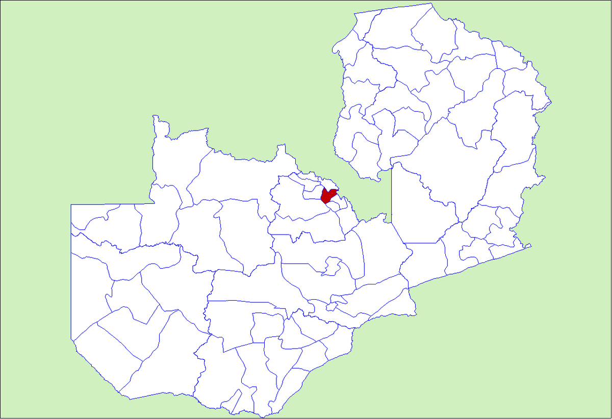 Kitwe District Wikipedia