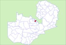 Kitwe District