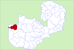 Zambia Zambezi District.png