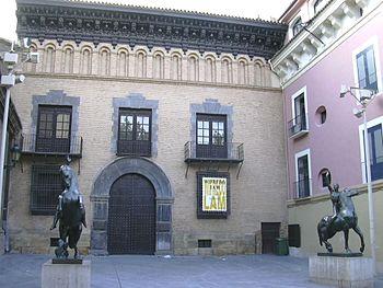 Zaragoza - Museo Pablo Gargallo.jpg