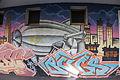 Zeppelin-Graffiti beim Eckener Haus, am Eckhaus zur Neuen Straße (Flensburg 2013), Bild 07.JPG