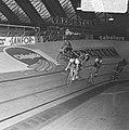 Zesdaagse wielrennen RAI Amsterdam, tweede dag. Koppel Duyndam-Eugen in aktie, Bestanddeelnr 923-0717.jpg