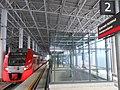 """Ласточка"" на вокзале в Красной Поляне.jpeg"