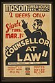 """Counsellor at law"" LCCN98516938.jpg"