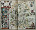 """""""Wiltonia sive Comitatus Wiltoniensis. Anglis Wil Shire"""" (22064491430).jpg"""