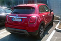 """ 15 - ITALY - Fiat 500X off road Arese - red SUV cool Fashion car 03.jpg"