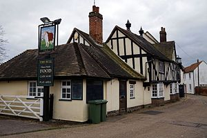 Blackmore - The Bull 15th-century public house