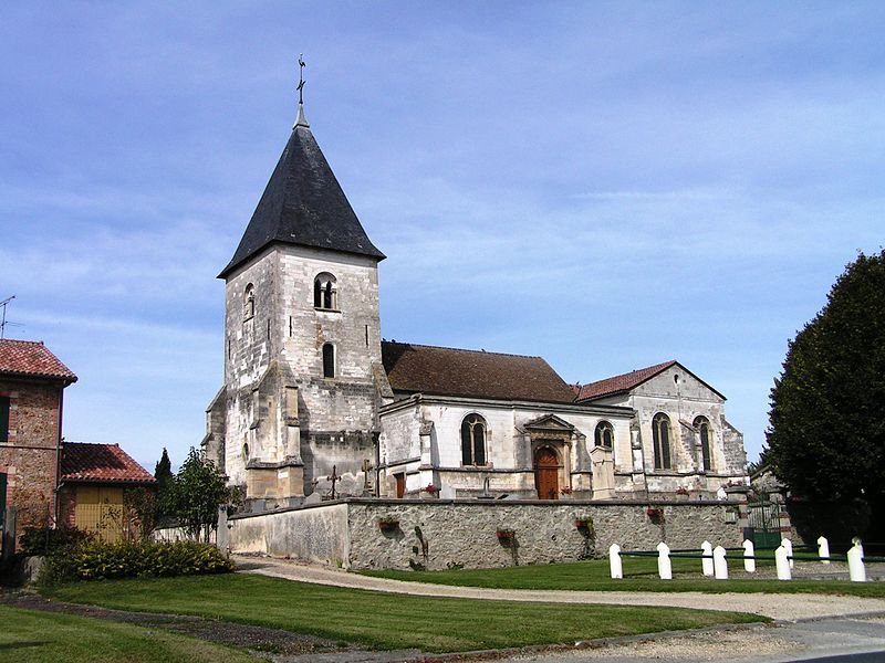 Église Saint-Nicolas de Marson (Classé)