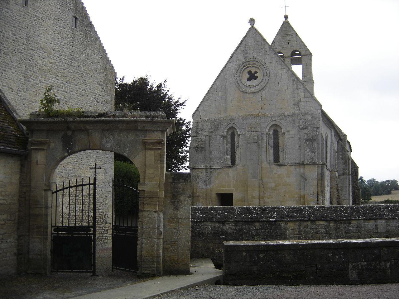 Fichier  U00c9glise Saint Martin De Cainet  U00e0 Le Fresne