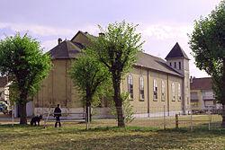 Église Sainte-Barbe de la cité Bois-Richard de L'Hôpital (Moselle).jpg