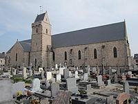Église Sainte-Trinité de Créances.JPG