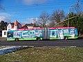 Ústí nad Labem, V Rokli, trolejbus.jpg
