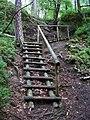 Čap, schody na zelené, nahoru.jpg