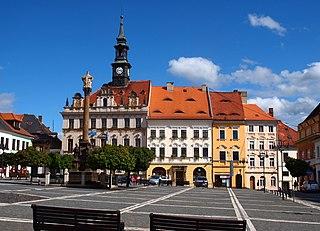 Česká Lípa Town in Liberec, Czech Republic