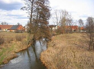 Śląska Ochla - Image: Śląska Ochla near Konradowo