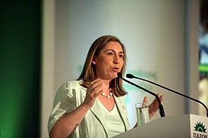 Μαριλίζα Ξενογιαννακοπούλου, Υπουργός Υγείας κ...