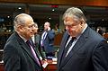 Συμμετοχή Αντιπροέδρου της Κυβέρνησης και ΥΠΕΞ Ευ. Βενιζέλου Συμβούλιο Γενικών Υποθέσεων της ΕΕ (Βρυξέλλες, 11.2.2014) (12456507293).jpg