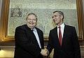 Συνάντηση ΑΚΥΠΕΞ Ευ. Βενιζέλου με τον Γενικό Γραμματέα του ΝΑΤΟ J. Stoltenberg (15480260728).jpg