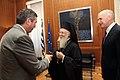 Συνάντηση με τον Οικουμενικό Πατριάρχη κ.κ. Βαρθολομαίο (5877092584).jpg