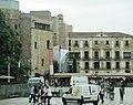 Барселона (Испания) Рыночек на площади - panoramio.jpg