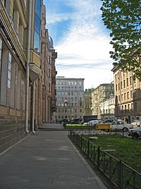 Большой Казачий переулок