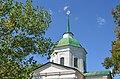 Вишняки. Троїцька церква. 1794-99 рр. Купол.jpg
