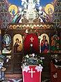 """Внатрешност на манастирската црква """"Вознесение Христово"""" - Могилец.jpg"""