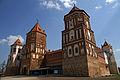 Г.п. Мір - Мірскі замак PICT5376.jpg