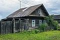 Дом, в котором жил, находясь в ссылке, В. В. Воровский.jpg