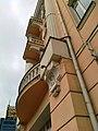 Дом купца Кистова (главный корпус ЮФУ) - фрагмент фасада.jpg