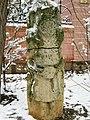 Кам`яна баба поруч з колишнім будинком Гелеловіча. Євпаторія.jpg