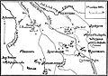 Карта № 1 к статье «Драгоманский проход». Военная энциклопедия Сытина (Санкт-Петербург, 1911-1915).jpg